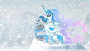 Tzarevna Snegurochka, the Ice Princess