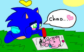 Cover of My Chao Love by AmyRosalina600