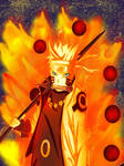 naruto flame