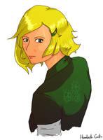 Flora O'gans by HCNeto