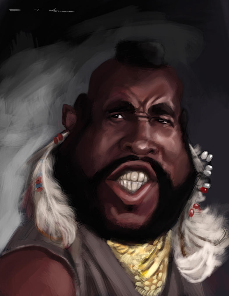 Mr. T by DevonneAmos