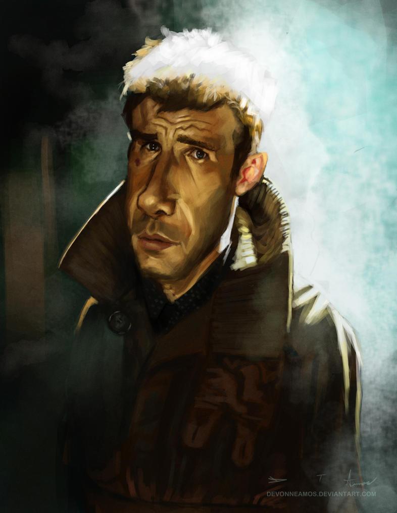 Blade Runner by DevonneAmos