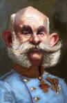 Franz Joseph I by DevonneAmos