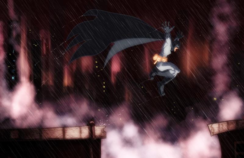 The Batman by DevonneAmos