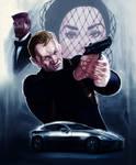 James Bond 007 : Spectre by DevonneAmos