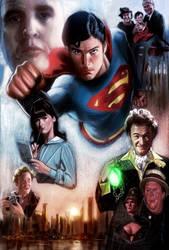 Superman The Movie  by DevonneAmos