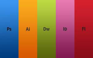 Adobe Creative Suite 4 by riqite