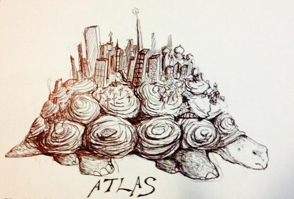Atlas by MimsyMire