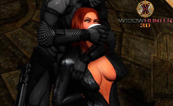 Black Widow in Trouble 08
