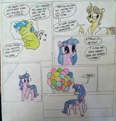 SparkleBurst Comic 87 by DoodletheExpoodle
