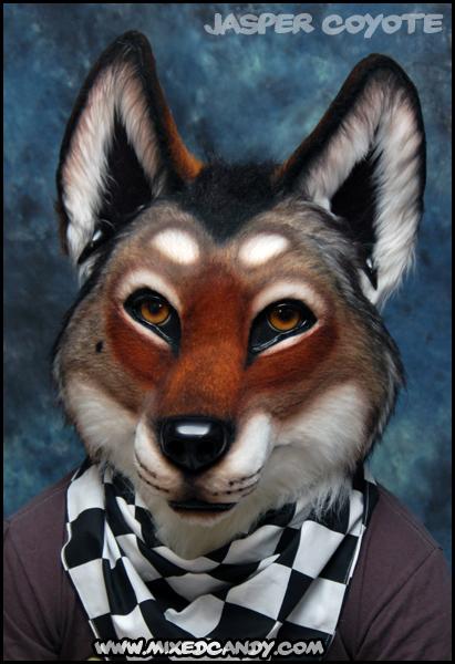 Jasper Coyote by LatinVixen