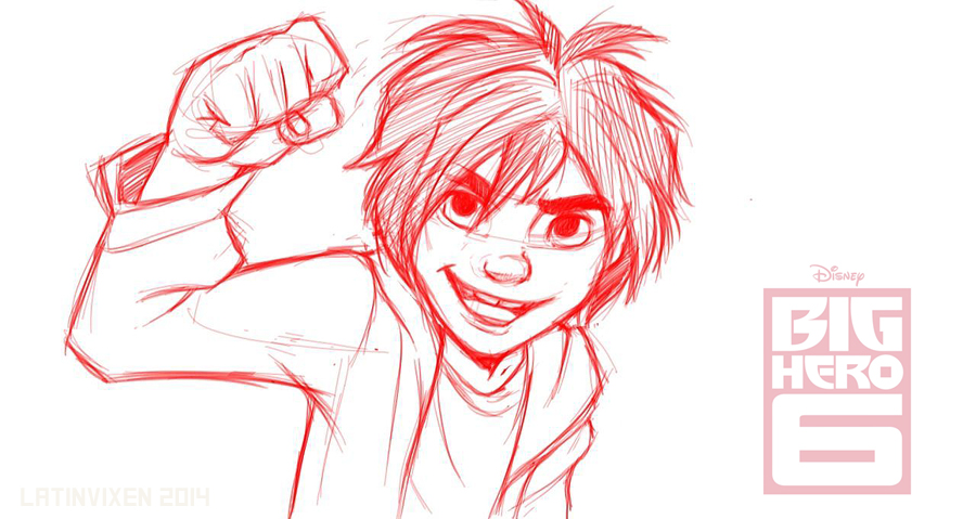 Hiro From Big Hero 6 By LatinVixen On DeviantArt