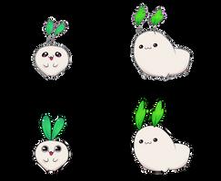 Rabbit Fakemon by CJsux