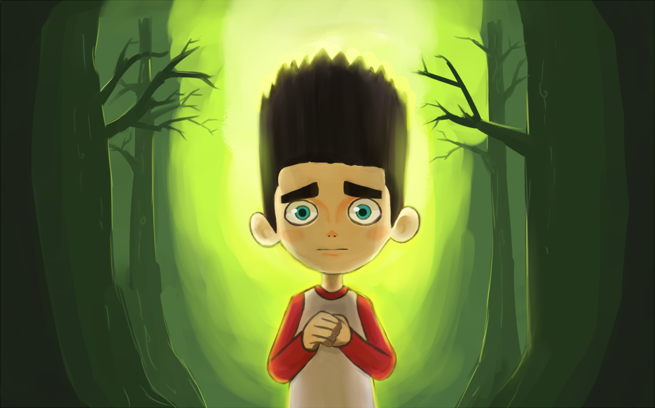 Paranorman norman cute