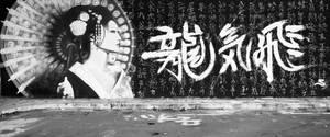Geisha's haiku by sectiongraphix