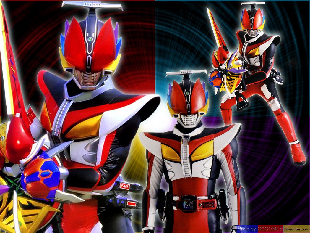 Kamen Rider Den-O: Liner Form by OOO19415
