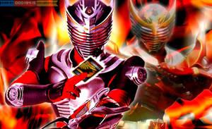Kamen Rider Ryuki: Alive A Life