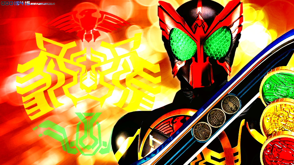 Kamen Rider OOO: Tatoba Combo by OOO19415 on DeviantArt