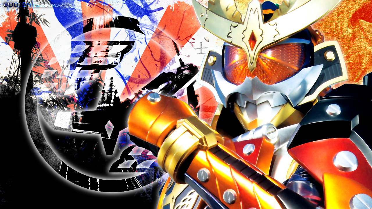 Kamen Rider Gaim: Kachidoki Arms by OOO19415 on DeviantArt