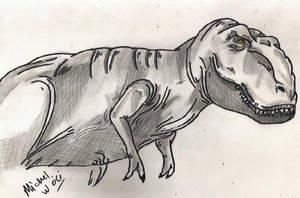 Big Rex by MWRoach