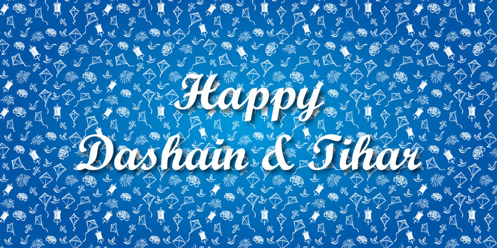 Happy Dashain and Tihar by asoka-brahamastra