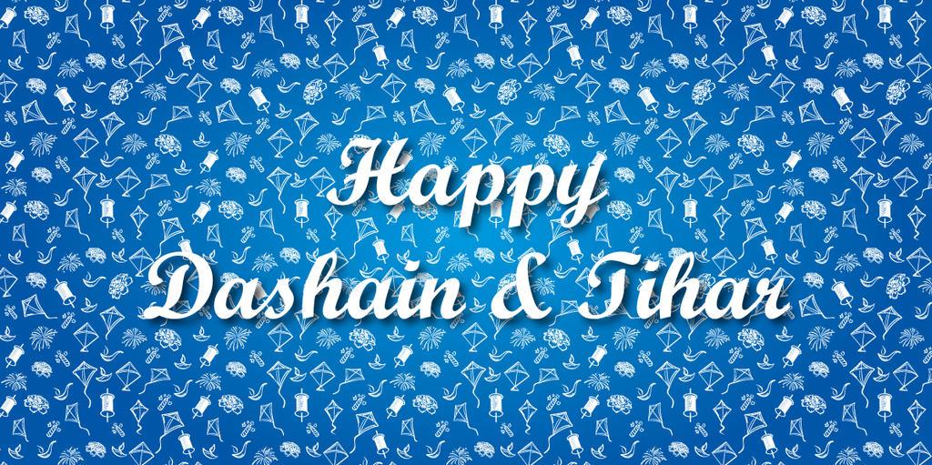 Happy Dashain and Tihar by asoka-brahamastra