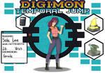 Digi-Temporal-Jump Application: Sola