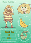 Majestea Application: Caerrie by FeatheryJustice