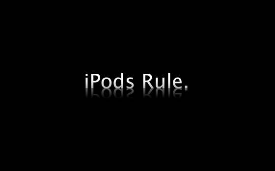 iPods Rule
