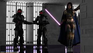DJB: Jade Atema and Troops