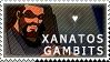 Xanatos Stamp