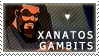 Xanatos Stamp by persekore