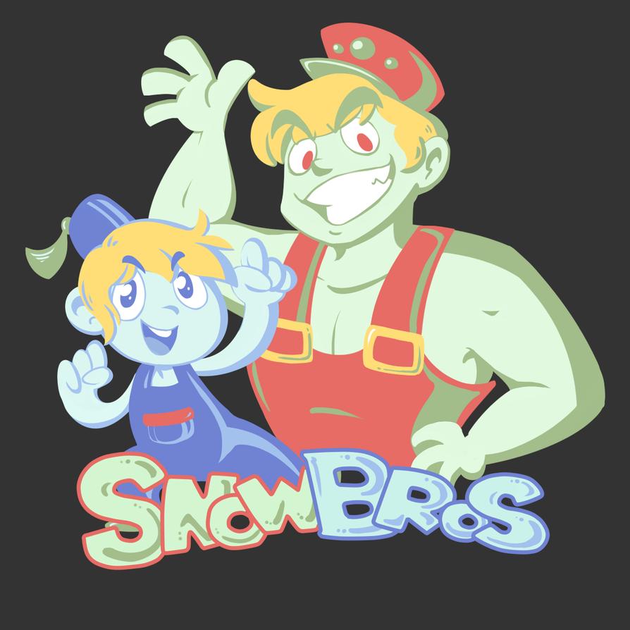 SNOWBRAHS by Melluh