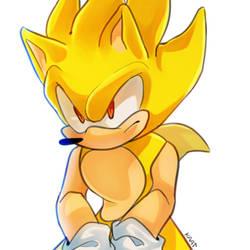Super Sonic by kaattttt
