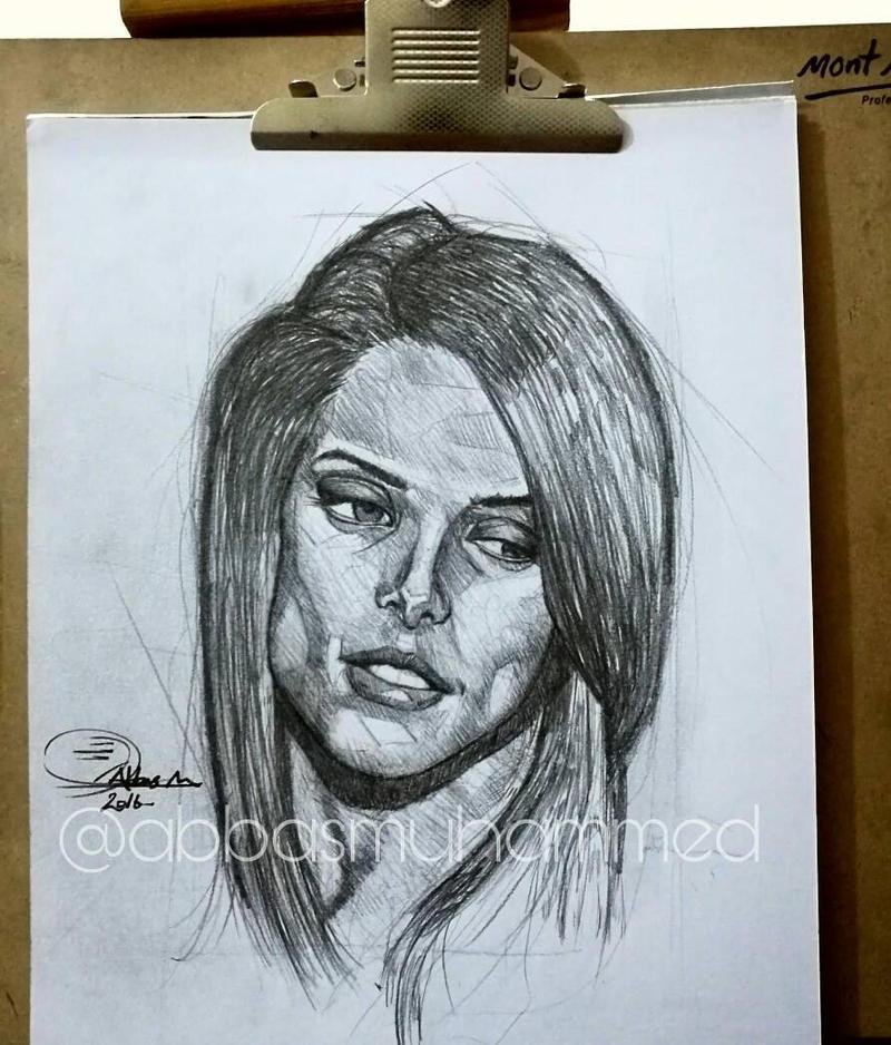 Ashley Greene by abbasmuhammed