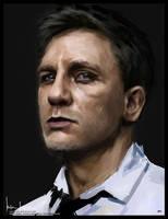 Daniel Craig by sahabiha