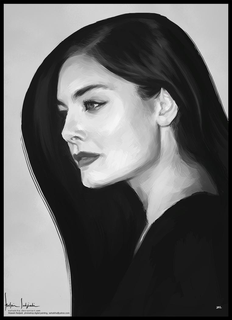 Alexa Davalos by sahabiha