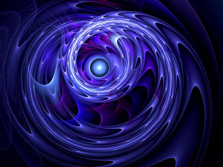 Blue Spirals Wallpapers: Spiral Blue By Craig-Larsen On DeviantArt