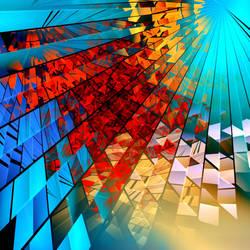Fractured Illusions by Craig-Larsen
