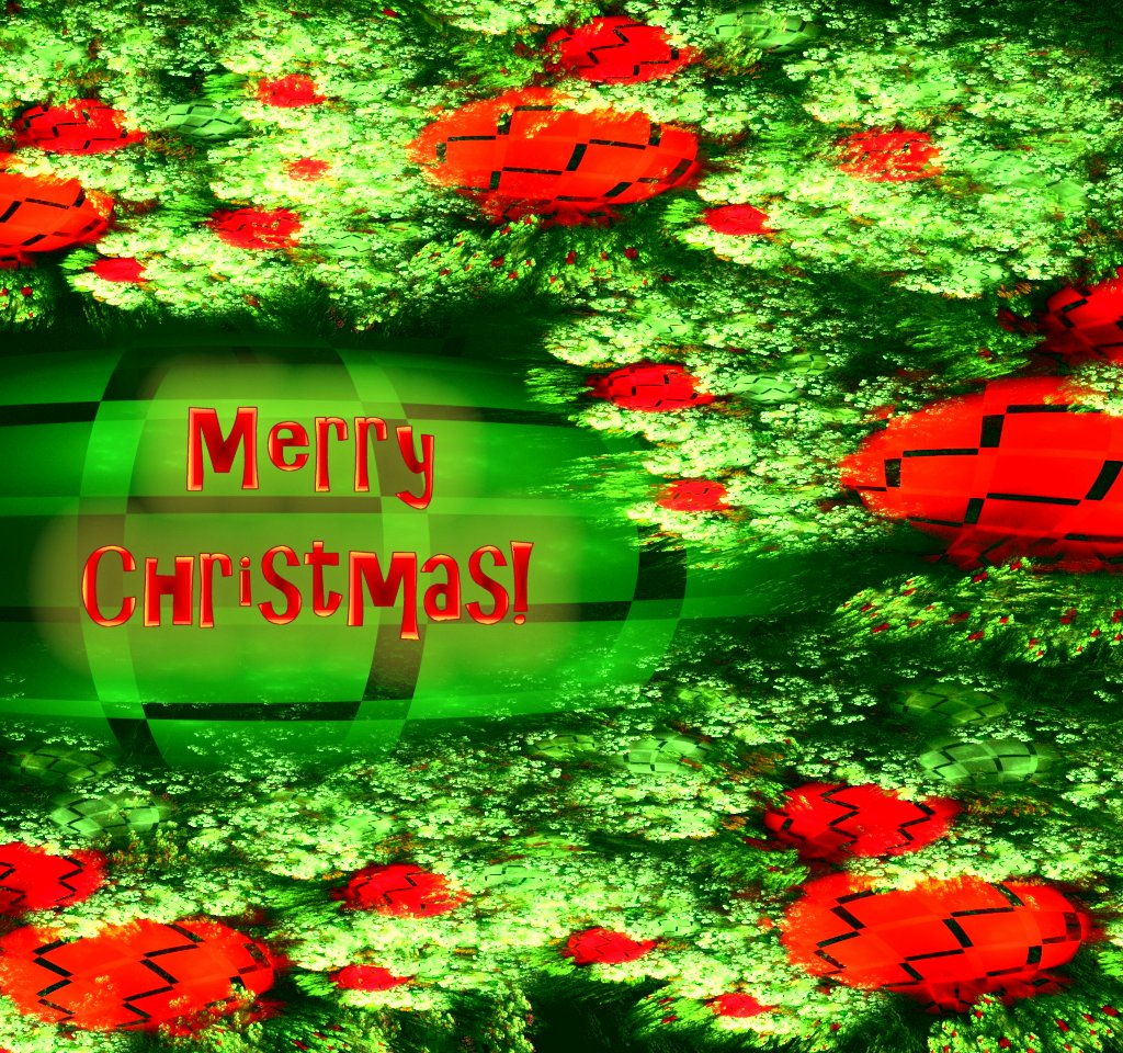 Merry Christmas by Craig-Larsen