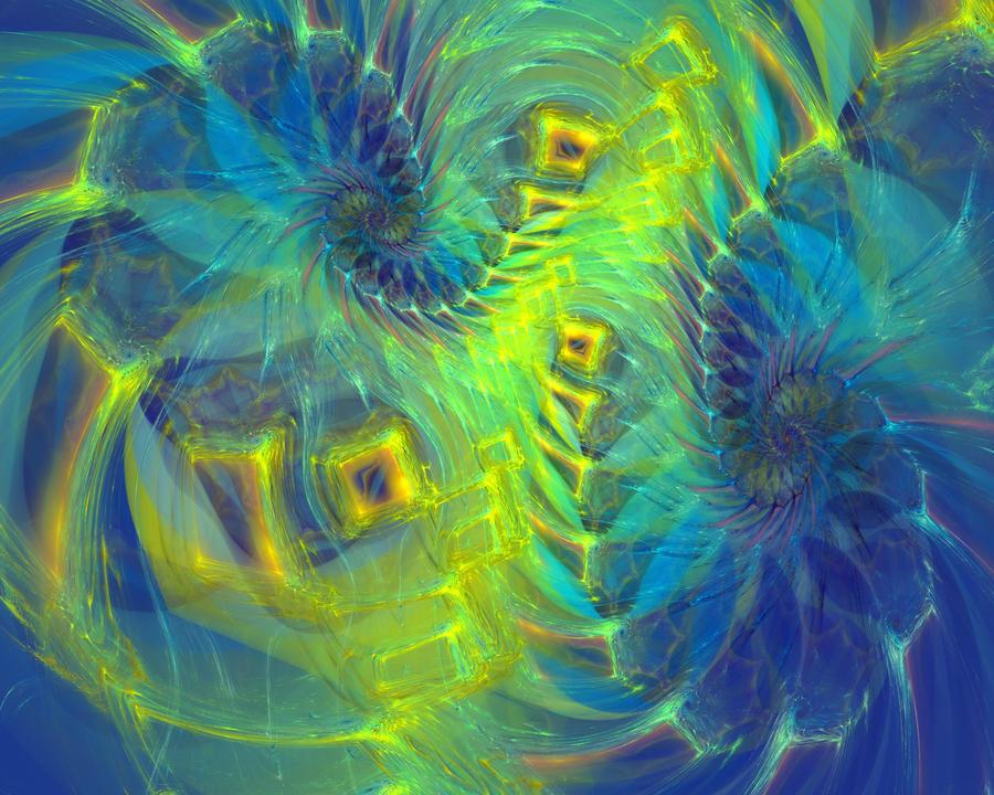 Neon Induction by Craig-Larsen