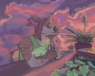 daydream by gullaxy