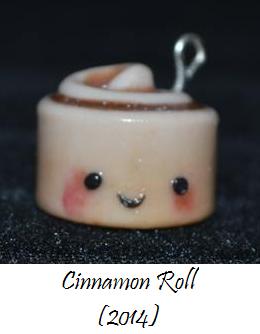Cinnamon Roll by sandwoman75