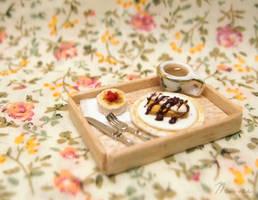 Full pleasent breakfast by Nassae