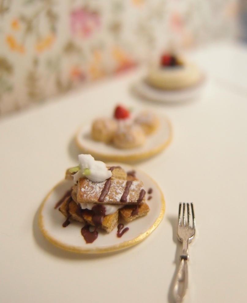 Pastry by Nassae