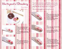Strawberry tutorial (Draw a cross-sec) by Nassae