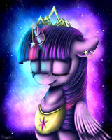 MLP - Princess Twilight Sparkle by WingsterWin