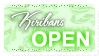 Kiriban OPEN (Stamp) by Kazhmiran