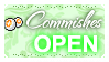 Point Comm OPEN (Stamp) by Kazhmiran