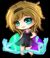 [Mini Chibi Com] for sweet-innocent-aura by Kazhmiran